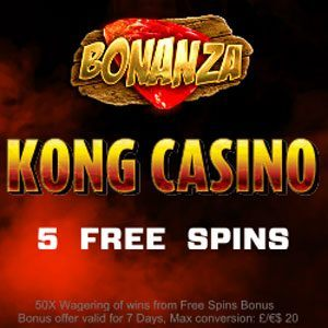 Kong Casino New Slot Sites