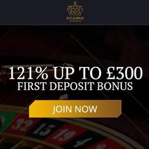 21 Casino: 50 Free Spins No Deposit on Narcos
