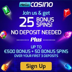 CASINO FREE SPINS NO DEPOSIT 2019
