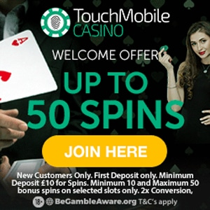 touch mobile casino