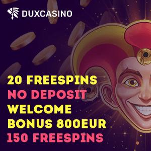 Dux Casino New Slot Sites
