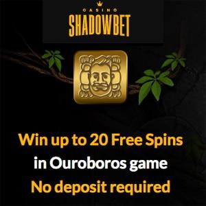 Shadowbet Casino new slot sites